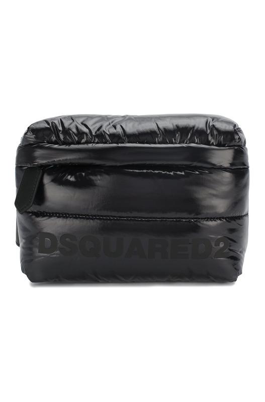 Стеганая поясная сумка Dsquared2, фото