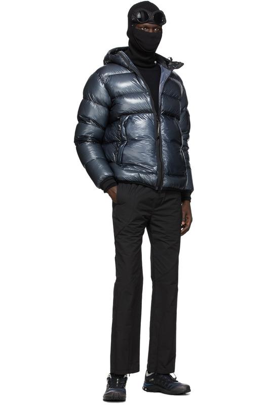 Мужская пуховая дутая куртка C.P. Company, фото