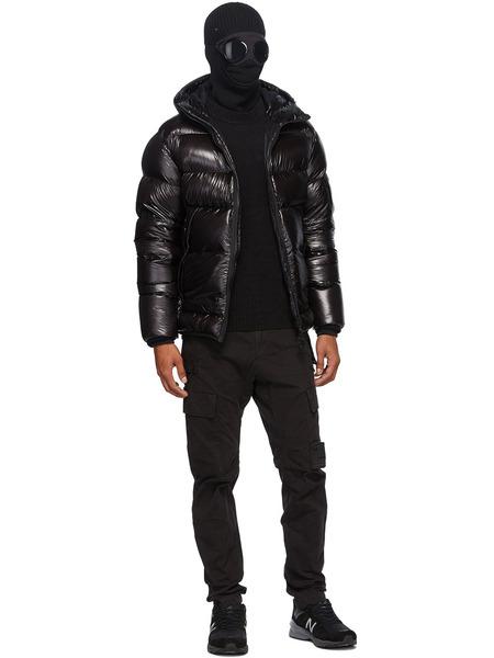Черные брюки карго C.P. Company, фото