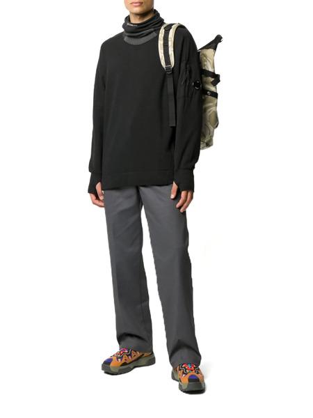 Свитер с высоким воротником Roll Neck Diagonal Raised Fleece C.P. Company, фото