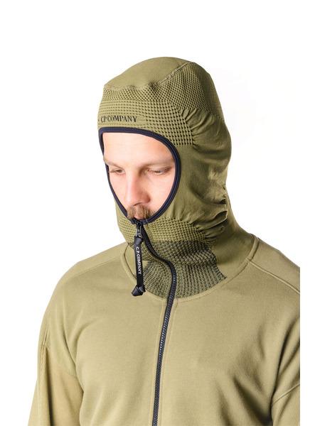 Зеленый спортивный костюм C.P. Company, фото