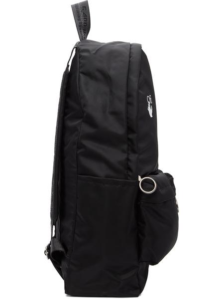 Черный рюкзак с логотипом Off-White, фото