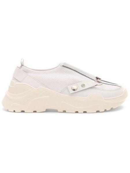 Комбинированные кроссовки на молнии Bogner фото