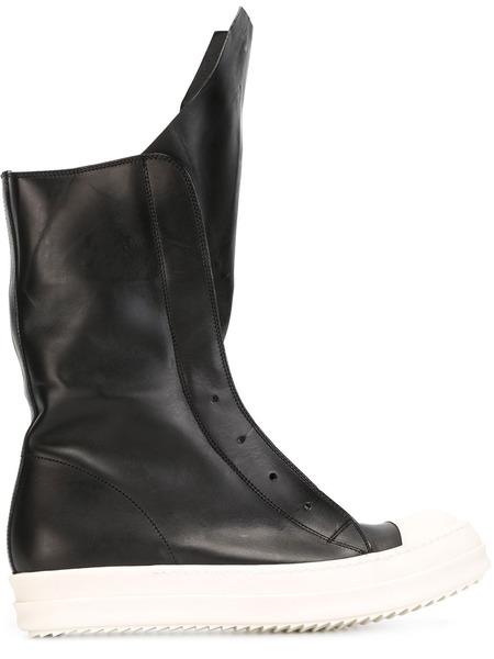 ботинки Ramones Rick Owens фото