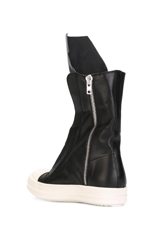 ботинки Ramones Rick Owens