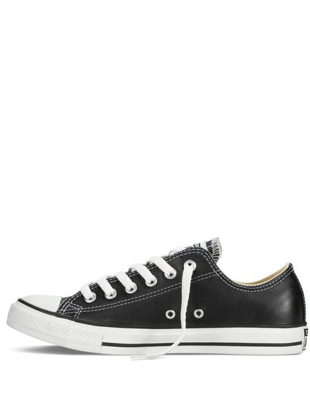 Кеды Chuck Taylor All Star Ox Leather Black Converse, фото