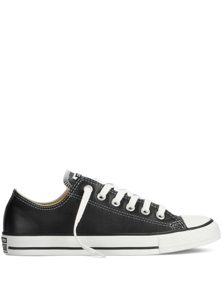 Кеды Chuck Taylor All Star Ox Leather Black Converse, фото