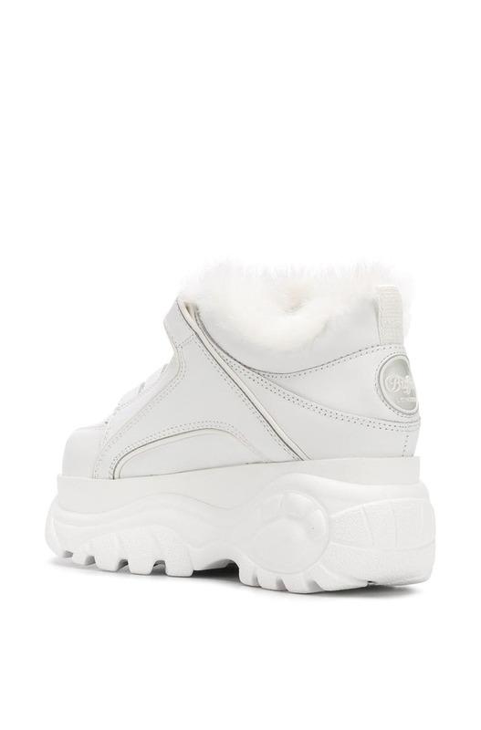 Зимние кроссовки на платформе Junya Watanabe x Buffalo Buffalo, фото