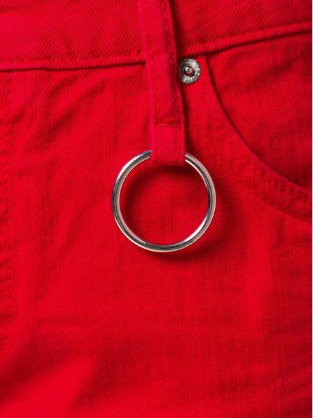 Красные джинсы Cool Girl