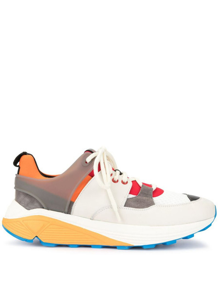 Кроссовки на шнуровке с Vibram Dondup фото