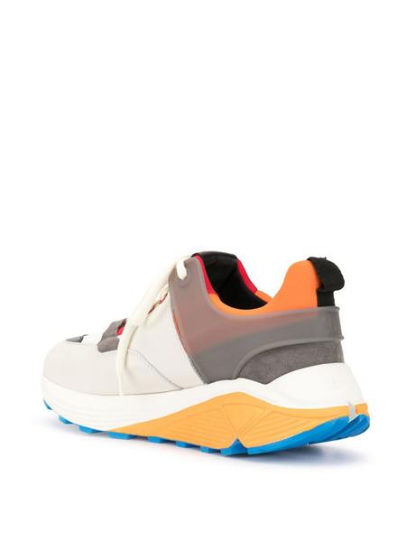 Кроссовки на шнуровке с Vibram Dondup, фото