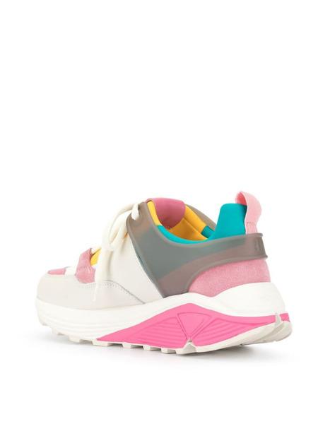 Кроссовки с Vibram на шнуровке Dondup, фото