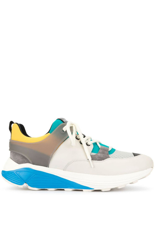 Кроссовки со вставками на подошве Vibram Dondup, фото