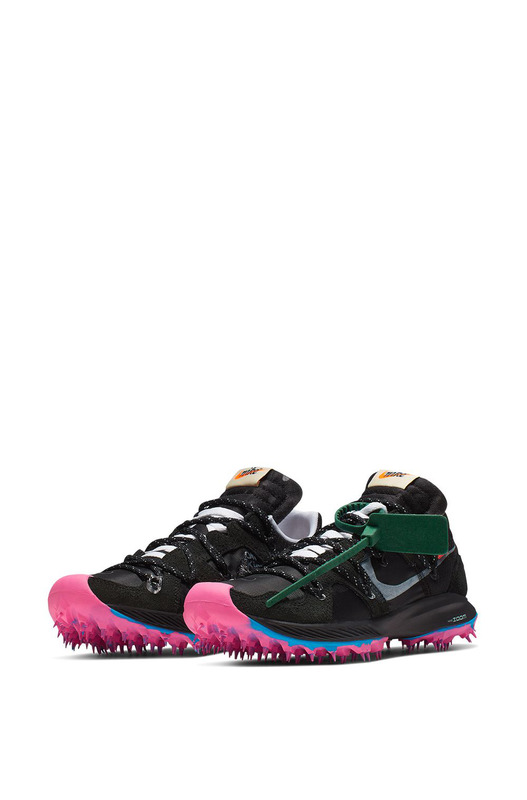 Кроссовки из коллаборации Off-White X Nike Zoom Terra Kiger 5 Nike, фото
