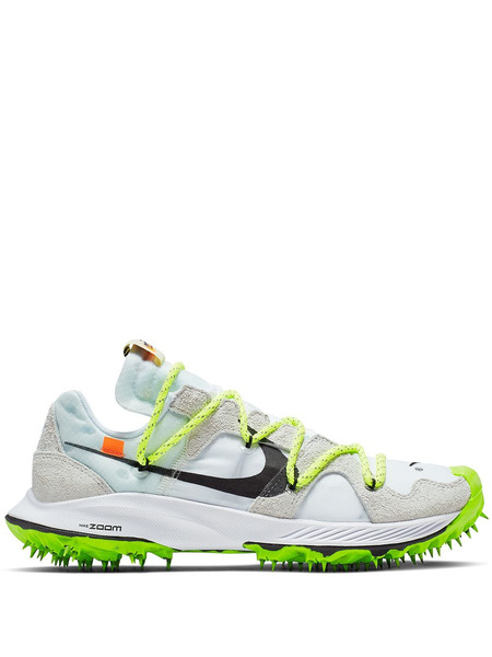 Кроссовки Nike x Off-White Zoom Terra Kiger 5 Nike фото