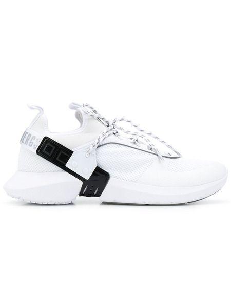 Белые кроссовки Gregg Bikkembergs фото