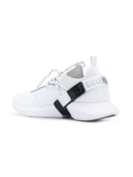 Белые кроссовки Gregg