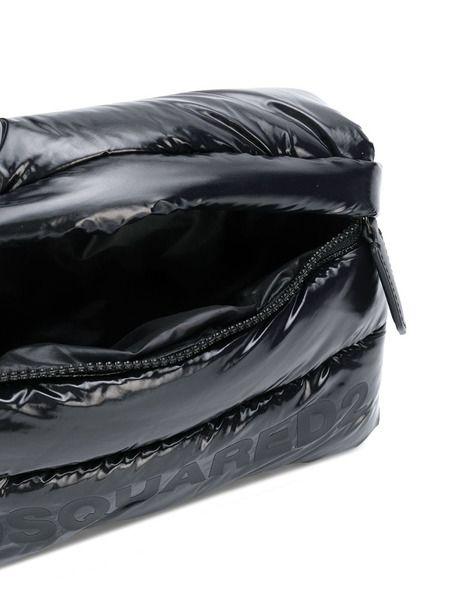 Стеганая поясная сумка