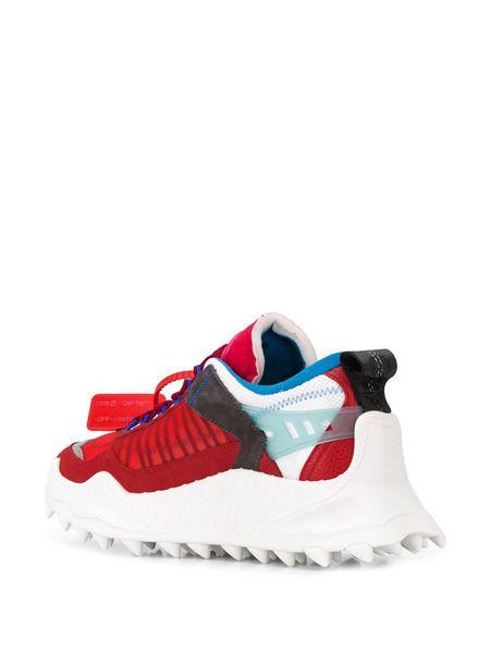 Красные кроссовки ODSY-1000