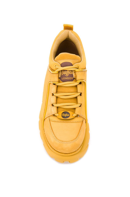 Бежевые кроссовки Chunky 1339 Buffalo, фото