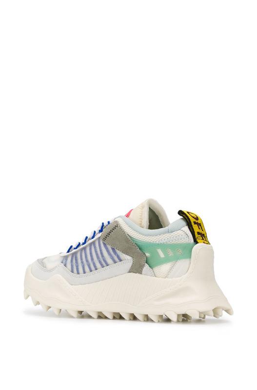 Белые массивные кроссовки ODSY-1000 Off-White, фото