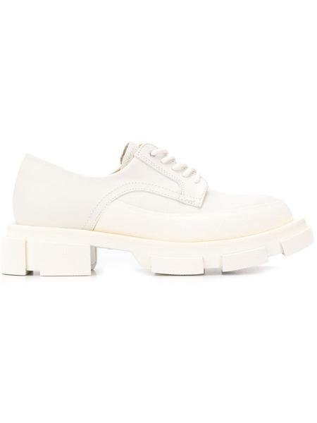 Белые туфли Gao на шнуровке Both, фото