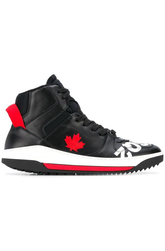 Высокие кроссовки Maple Leaf