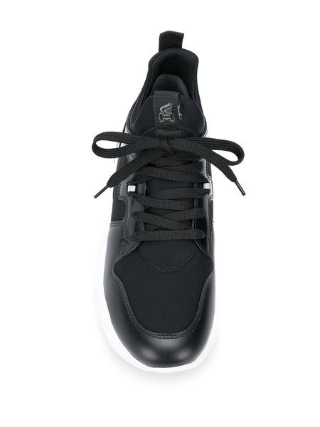 Черно-белые кроссовки Interaction Hogan, фото
