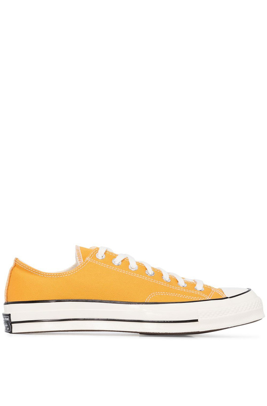 Короткие кеды Chuck 70 Ox Sunflower Converse, фото