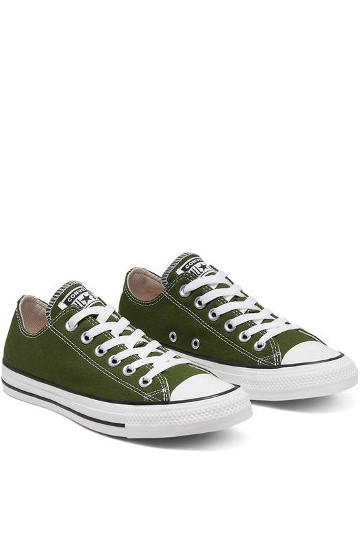 Короткие зеленые кеды Seasonal Colour Chuck Taylor All Star Low CTAS Converse