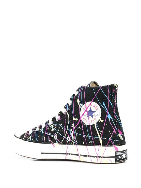 Высокие кеды Chuck 70 Archive с эффектом разбрызганной краски Converse, фото