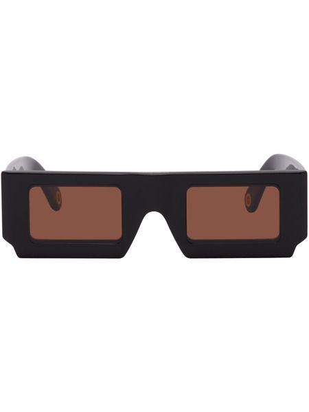 Солнцезащитные очки Les Lunettes Soleil в прямоугольной оправе Jacquemus фото