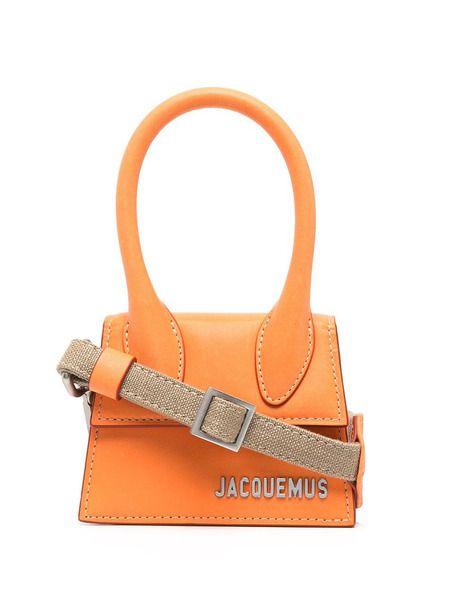 Мини-сумка Le Chiquito Jacquemus фото