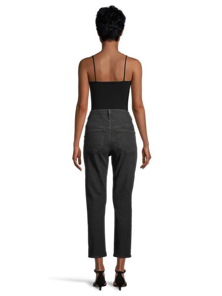 Черные укороченные джинсы Dilianesr Isabel Marant, фото