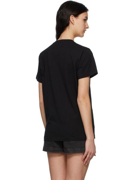 Черная футболка Zaof