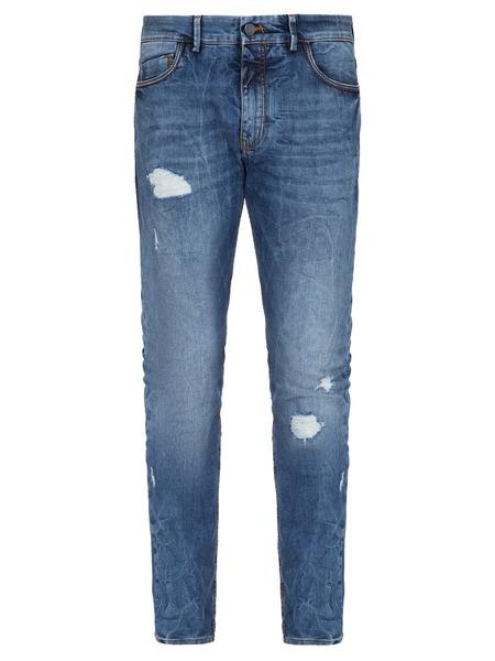 Мужские синие джинсы Lab Pal Zileri, фото