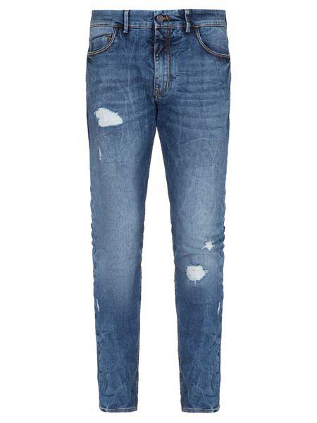 Мужские синие джинсы Lab Pal Zileri фото