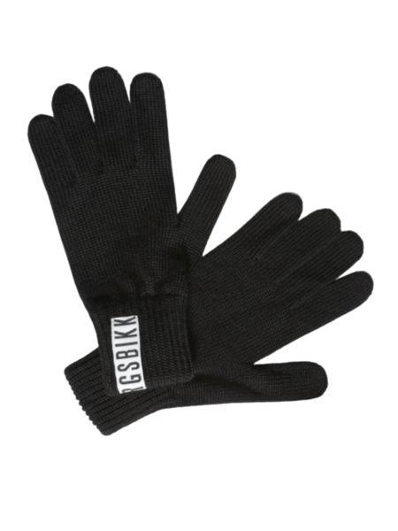 Черные перчатки Bikkembergs фото