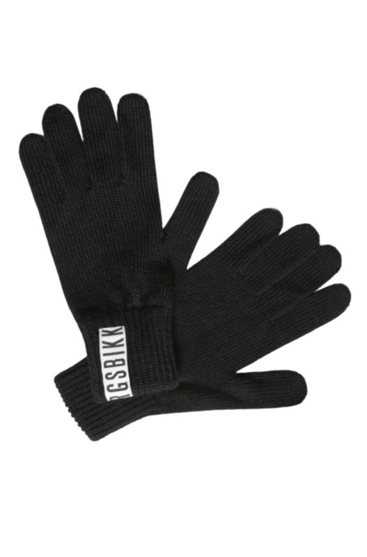 Черные перчатки Bikkembergs, фото