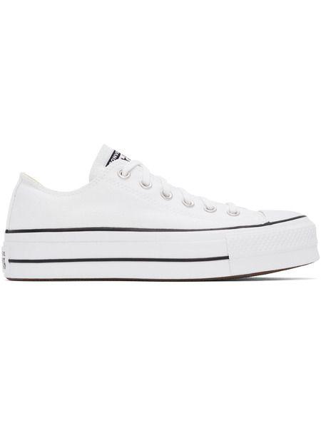 Короткие кеды Chuck Taylor All Star Lift (Белый) Converse фото