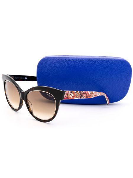 Солнцезащитные очки-бабочки EP0024 56F