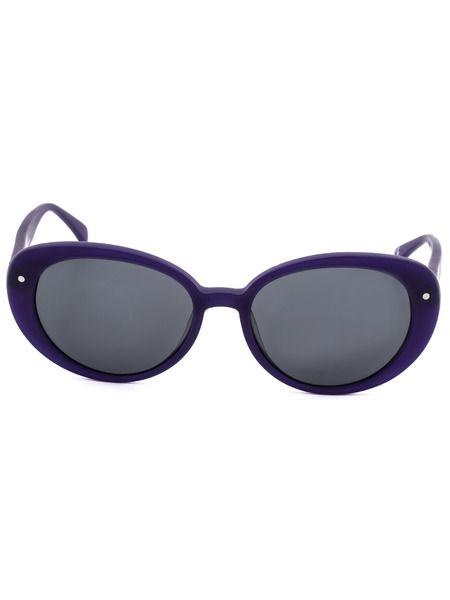 Овальные солнцезащитные очки Italia Independent фото