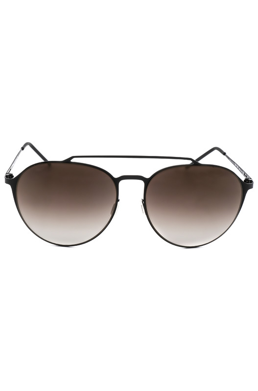 Солнцезащитные очки в тонкой оправе Italia Independent, фото
