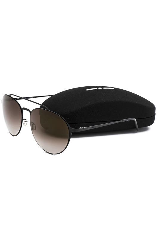 Солнцезащитные очки в тонкой оправе Italia Independent