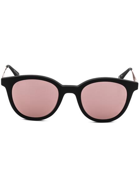 Солнцезащитные очки в черной матовой оправе Italia Independent, фото