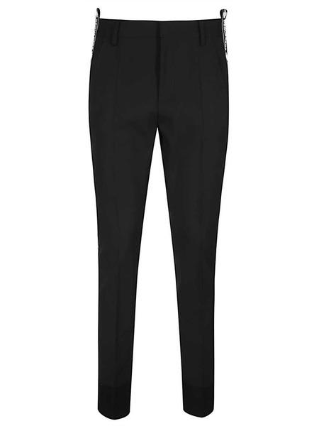 Женские черные брюки с лампасами Dsquared2, фото