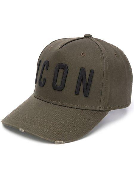 Бейсбольная кепка Icon Dsquared2 фото