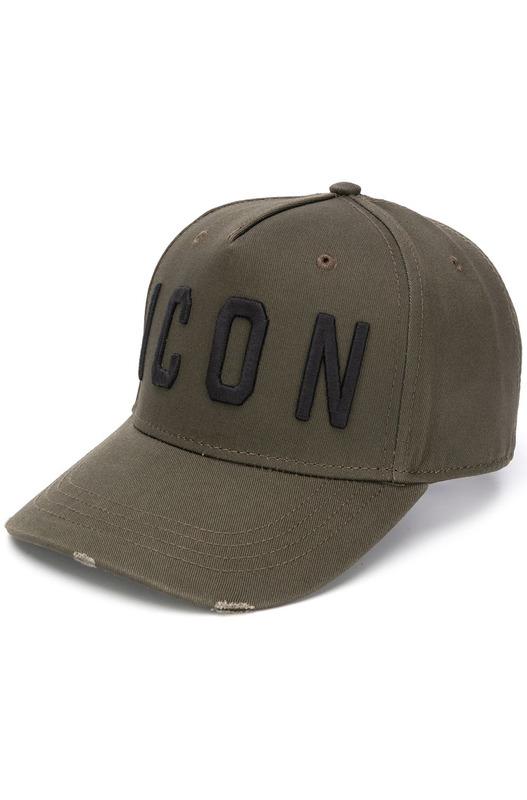 Бейсбольная кепка Icon Dsquared2, фото