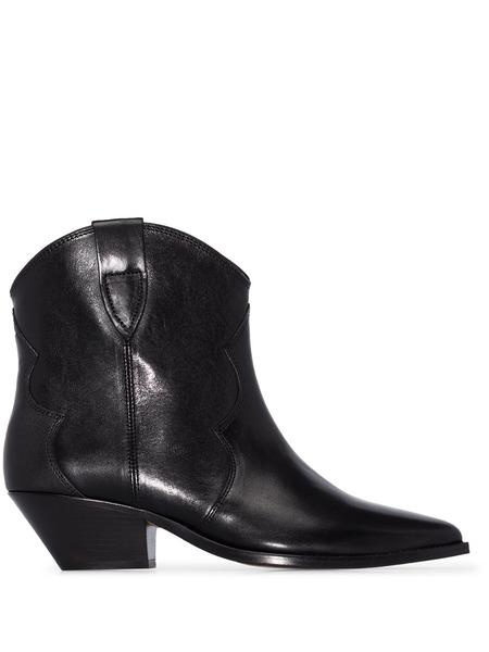 Короткие ковбойские ботинки Dewina Isabel Marant, фото