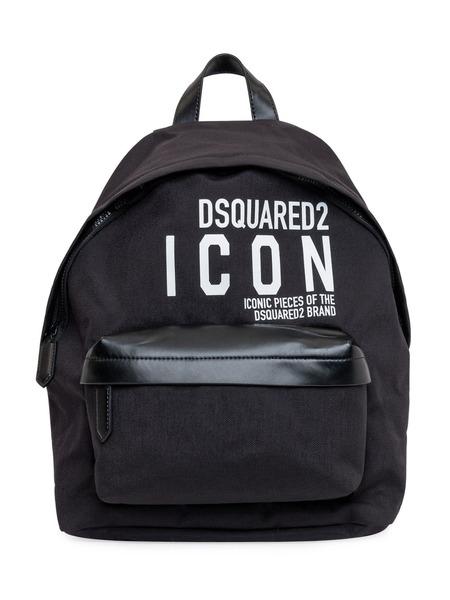 Черный рюкзак ICON